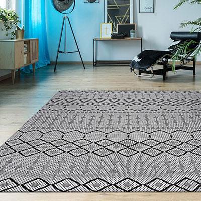 diamond pattern area rug
